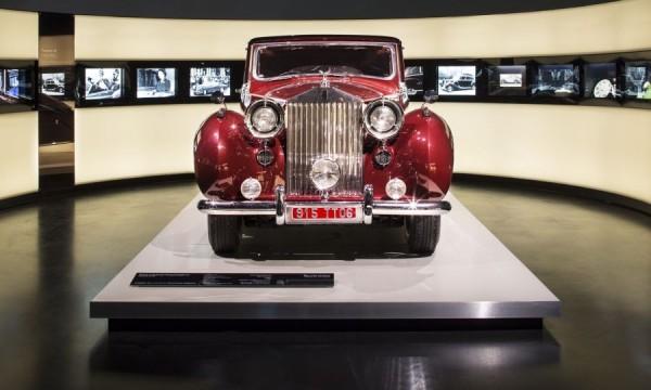 FOTO MARE Rolls Royce Phantom IV