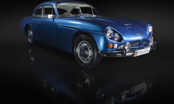 Jensen C-V8 Mk III Coupe