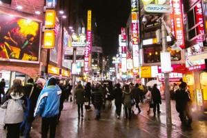 """Tokyo e un oraş fabulos. Fabulos de aglomerat, fabulos de surprinzător, fabulos de modern, fabulos de tradiţionalist şi fabulos de colorat"""