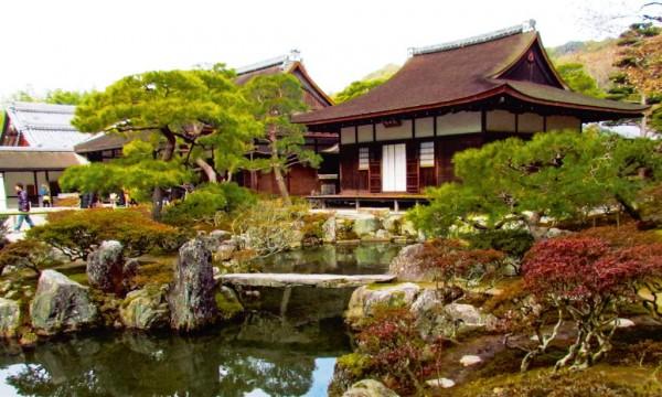 kyoto pavilionul de ag
