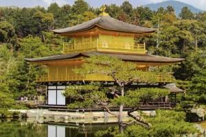 Kinkakuji – Pavilionul de Aur
