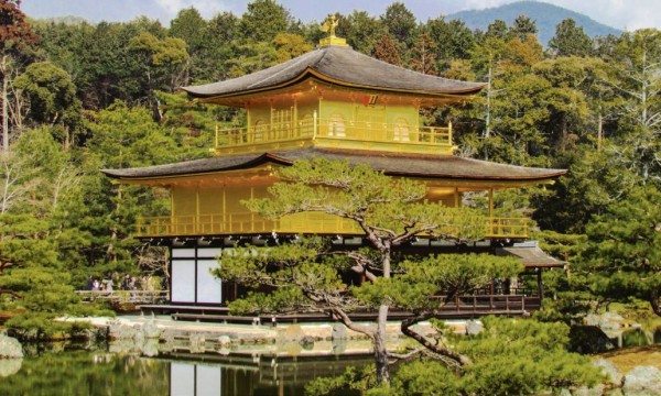 kyoto pavilionul de aur