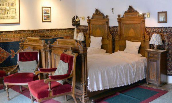O noapte de cazare în camera princiară costă 59 de euro / persoană | Foto: Lucian Muntean, Pressone.ro