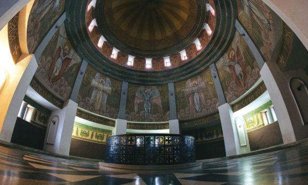 main cupola