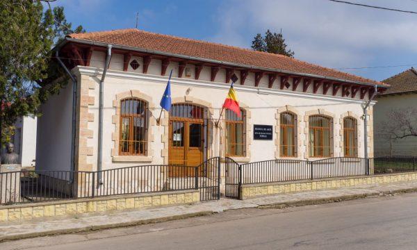 Casa natală a fondatorului Gheorghe Vintilă este acum un obiectiv turistic major