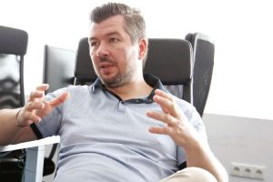Bogdan Herea, fondatorul Academy+Plus