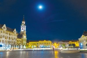 Oradea, o vizită în Mitteleuropa