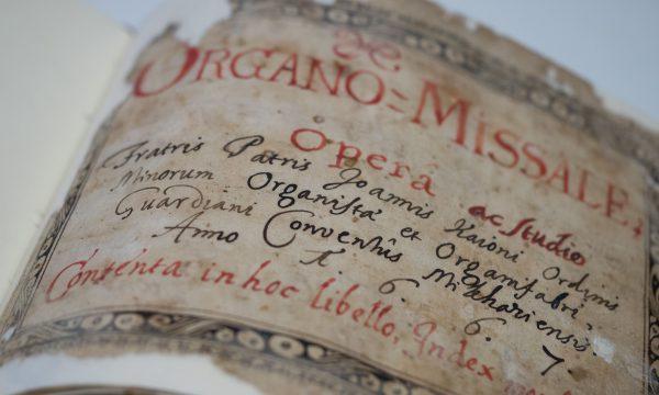 organo-missale caioni