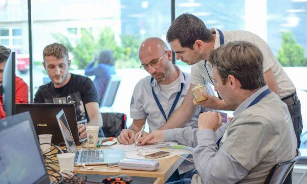 Challenge Accepted Hachathon 2018 – Echipa BrainGate, castigatoarea editiei 2018, in actiune