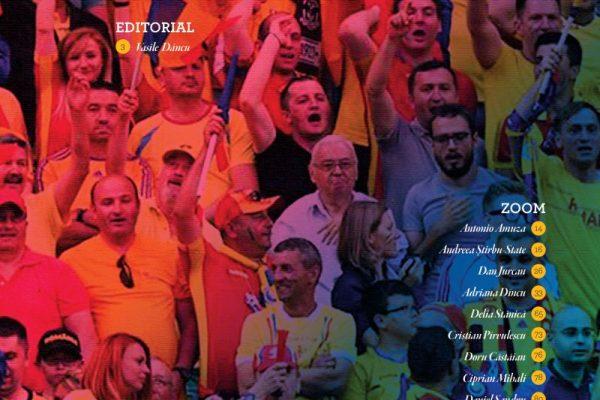 Coperta numărului 61 al revistei Sinteza