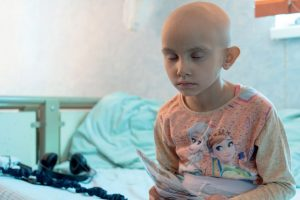 Ordinul Linguriţei şi cancerul la copii