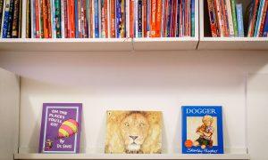 Și ei sunt vectorii alfabetizării: Ilustratorii de carte