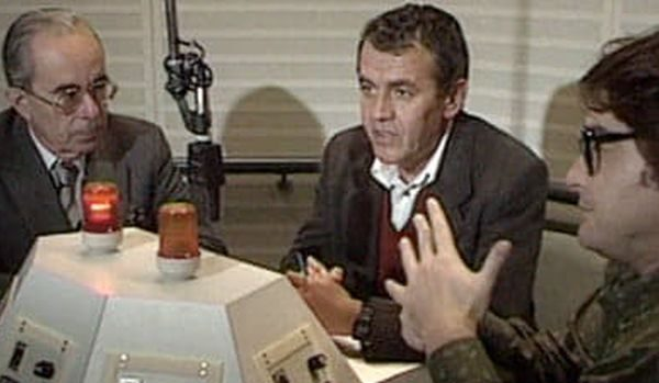 Emil Hurezeanu la Radio Europa Libera, Munchen