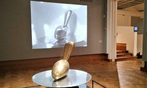 Leda, în expoziția de la BOZAR | Foto: Bogdan Stanciu