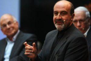 Nassim Nicholas Taleb este profesor american cu origini libaneze, eseist, statistician și analist de risc