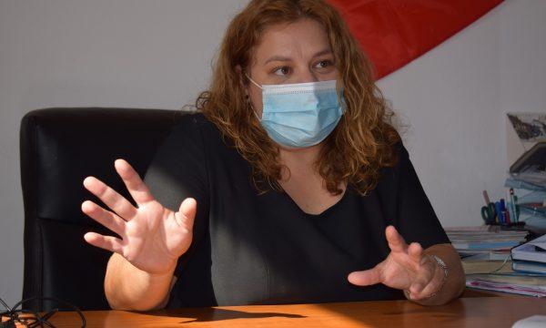 Alina Cârje, director scoala Viștea de Jos