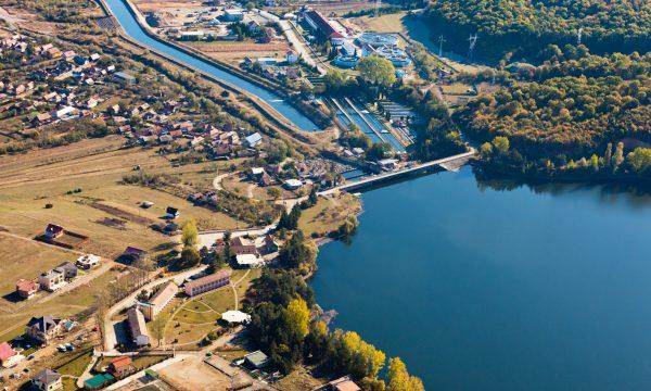 Somesul Mic_Barajul de la Gilau_autor Radu Sălcudean