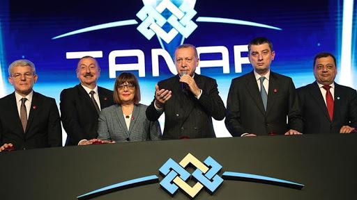 Gazoductul transanatolian (TANAP) transformă Turcia într-o putere energetică influentă și permite Azerbaidjanului să reducă prezenţa Gazprom pe piața europeană în viitor
