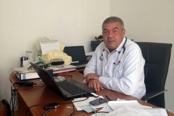 Medic primar Valer Donca