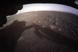 Foto: NASA/Perseverance Mars Rover