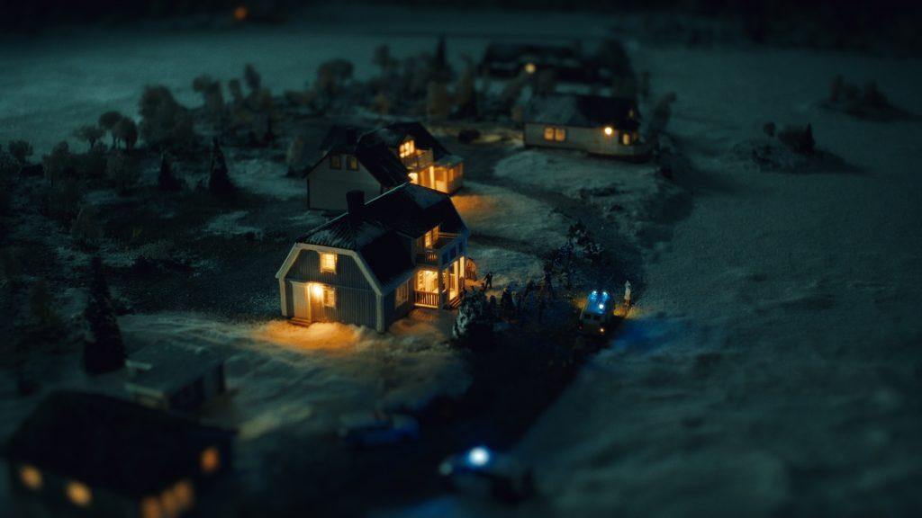 Knutby, un mic sat din municipalitatea Uppsala, Suedia