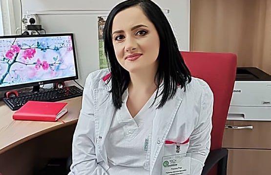 Florina Pop, psiholog oncolog