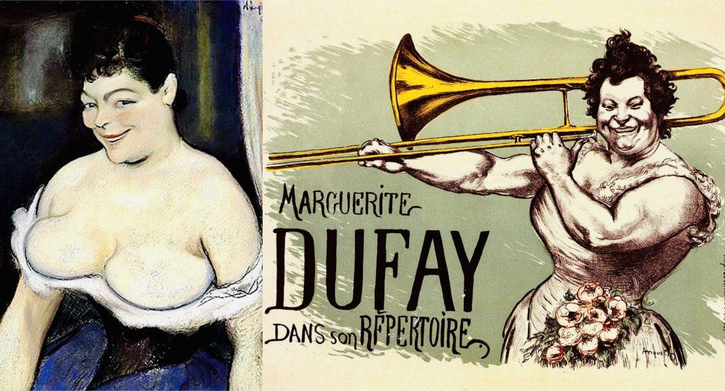 Marguerite Dufay
