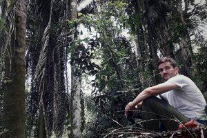 Autorul, în miezul junglei