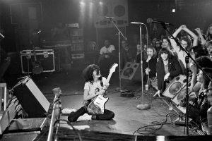 Patti Smith, în concert